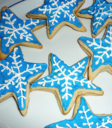 Sugar cookies w Royal Icing